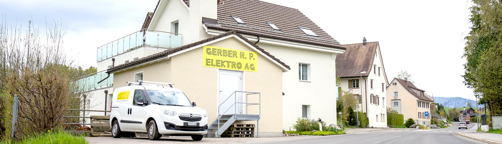 Firma Gerber H.P. Elektro AG