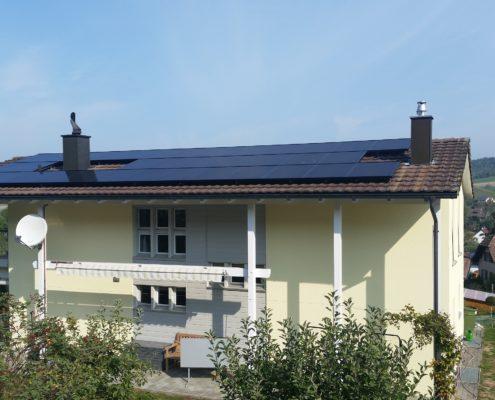 Photovoltaik PV Effingen