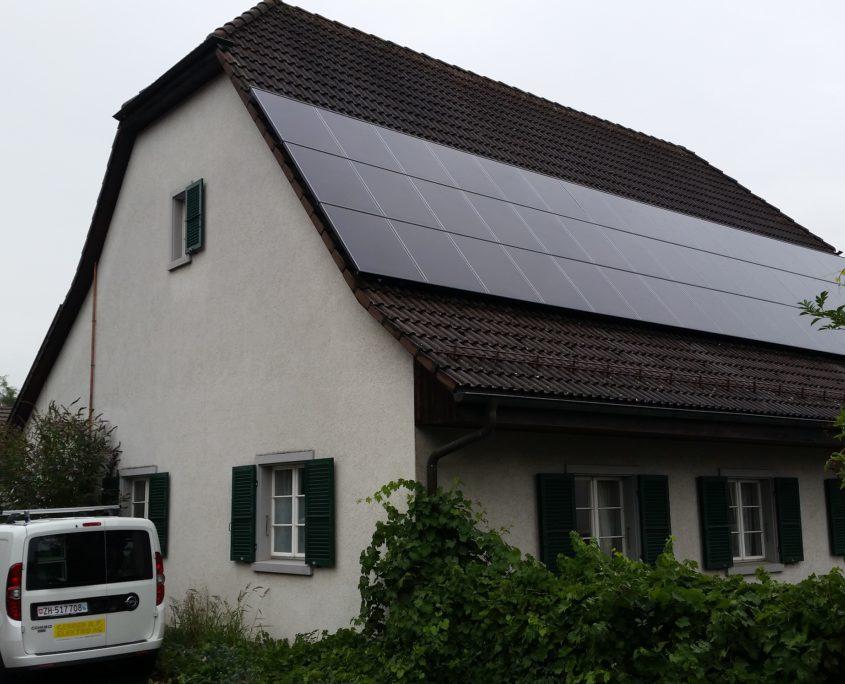 PV Mumpf Solar Panels