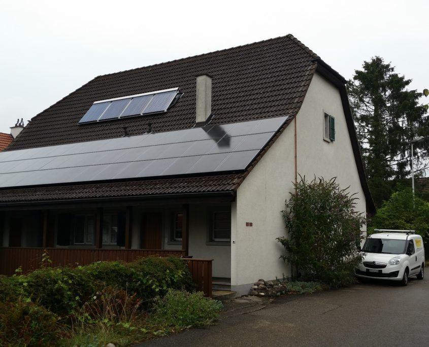 Solar PV Mumpf